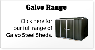 Galvo Steel Sheds