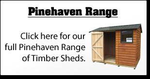 Pinehaven Sheds