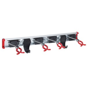 500mm Rail with 4 Tool Holders and 2 Hooks