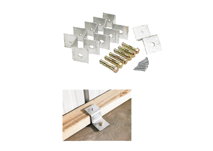 Garden Sheds NZ Bolt-Down-Kit1