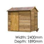 Garden Sheds NZ Cedar-Millbrook-150x150