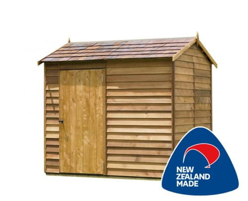 Cedar Millbrook Timber Garden Shed