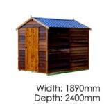 Garden Sheds NZ Cedar-Sherwood-150x150