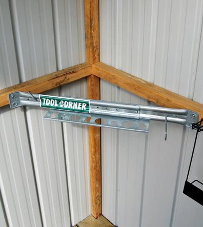 Gubba Garden Shed Tool Corner