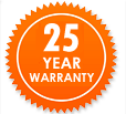 Garden Sheds NZ 25-Year-Warranty