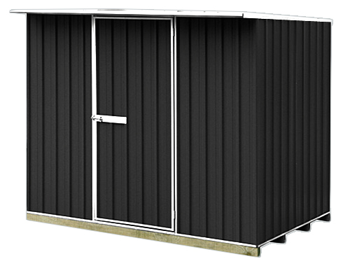"""Galvo GVO2315 """"Ebony"""" Shed - Floor Kitset Included (pickup deal)"""