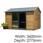 Garden Sheds NZ Cedar-Urban-150x150