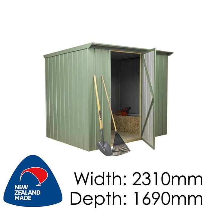 Duratuf Fortress Tuf 600 2310x1690 Garden Shed available at Gubba Garden Shed
