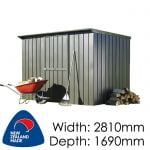 Garden Sheds NZ Duratuf-Fortress-Tuf-800-150x150
