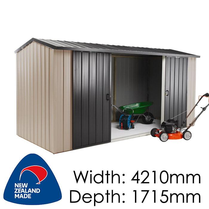 Duratuf Kiwi MK4 Garden Shed