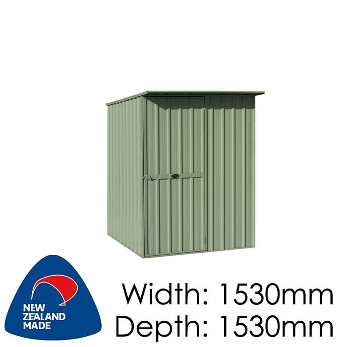 Garden Master GM1815 1830x1530 Garden Shed available at Gubba Garden Shed