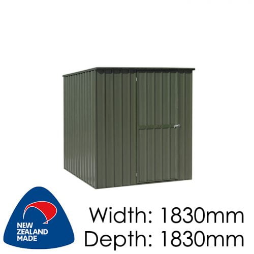 Garden Master GM1818 1830x1830 Garden Shed available at Gubba Garden Shed