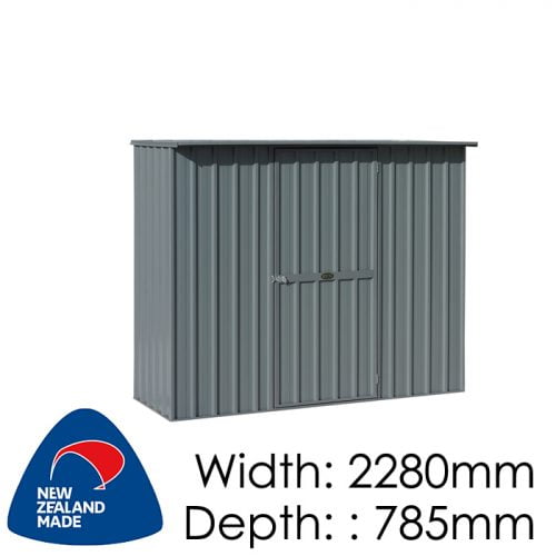 Garden Master GM2308 2280x785 Garden Shed available at Gubba Garden Shed