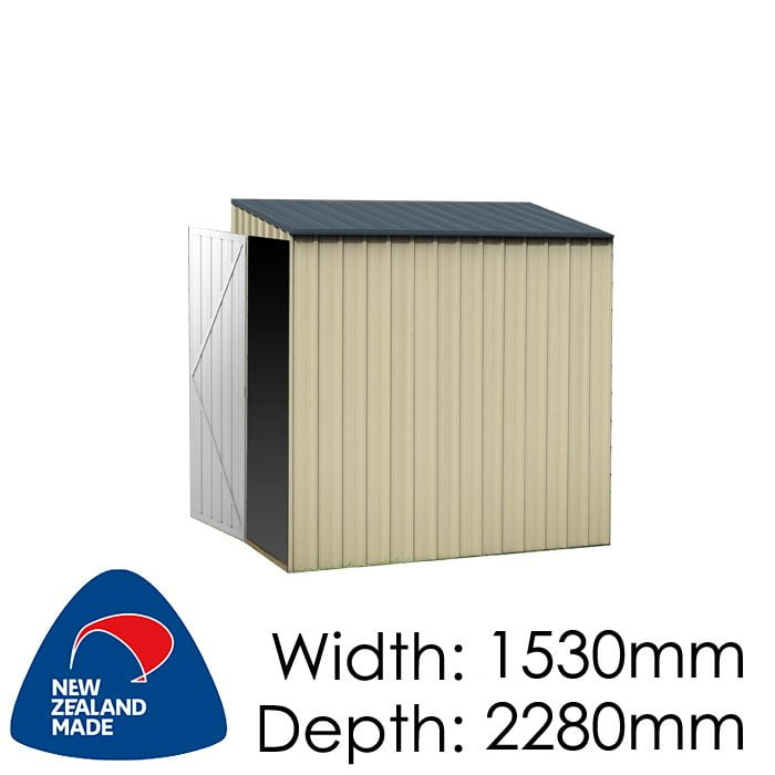 Garden Master GM2315SE 1530x2280 Garden Shed available at Gubba Garden Shed