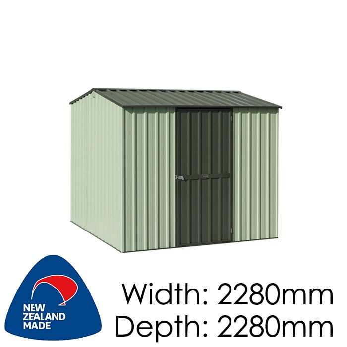 Garden Master GM2323 2280x2280 Garden Shed available at Gubba Garden Shed