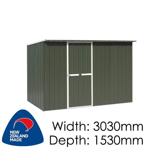 Garden Master GM3015 3030x1530 Garden Shed available at Gubba Garden Shed