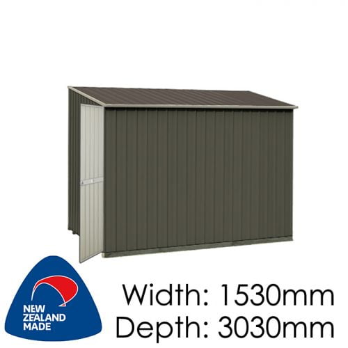 Garden Master GM3015SE 1530x3030 Garden Shed available at Gubba Garden Shed
