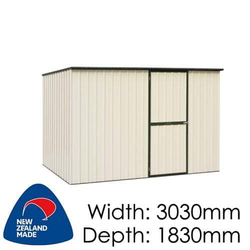 Garden Master GM3018 3030x1830 Garden Shed available at Gubba Garden Shed