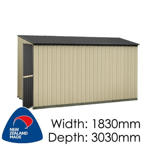 Garden Master GM3018SE 1830x3030 Garden Shed available at Gubba Garden Shed