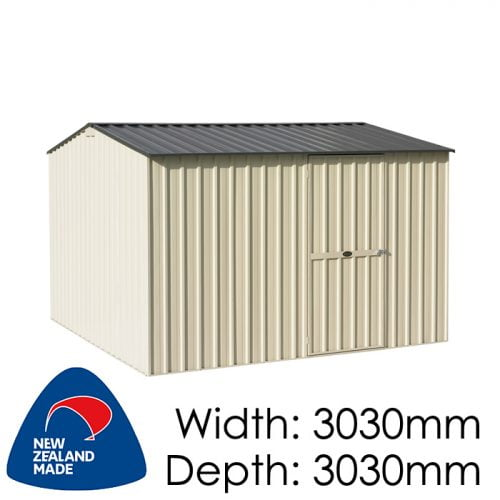 Garden Master GM3030 3030x3030 Garden Shed available at Gubba Garden Shed