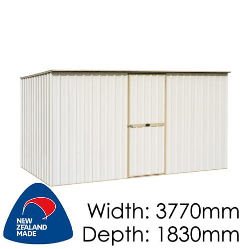 Garden Master GM3818 3770x1830 Garden Shed available at Gubba Garden Shed
