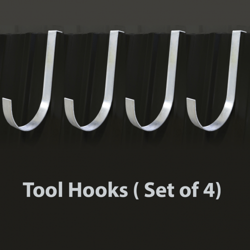 Tool Hooks ( Set of 4)