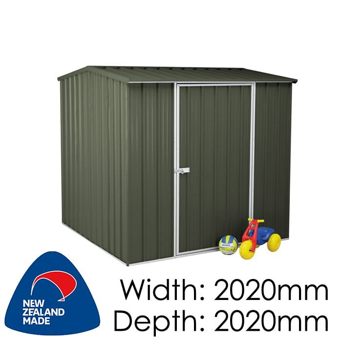 SmartStore Gable SM2020 2020x2020 Karaka Shed available at Gubba Garden Shed