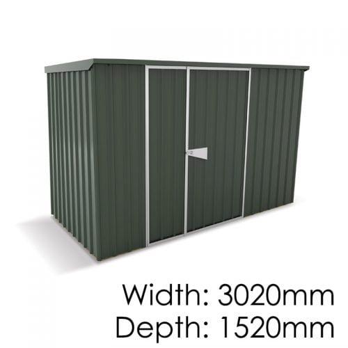 Garden Sheds NZ Smart-Store-SM3015-Karaka-500x500