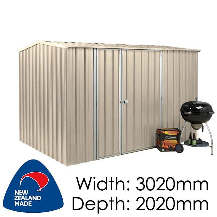 Garden Sheds NZ Smart-Store-SM3020-Lichen-1-700x700