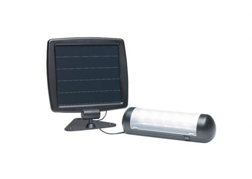 Garden Sheds NZ Solar-Light1-500x355