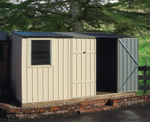 Garden Sheds NZ garden-master-GM3838-custom-600x486