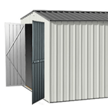 Garden Sheds NZ garden-master-door-customisation
