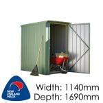 Garden Sheds NZ Duratuf-Fortress-100-150x150