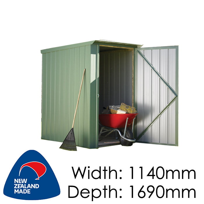 Duratuf Fortress Tuf 100 1140x1690 Garden Shed available at Gubba Garden Shed
