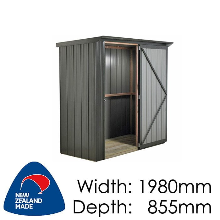 Duratuf Fortress Tuf 200 1980x855 Garden Shed available at Gubba Garden Shed