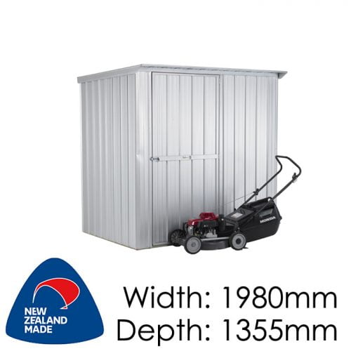 Duratuf Fortress Tuf 400 1980x1355 Garden Shed available at Gubba Garden Shed