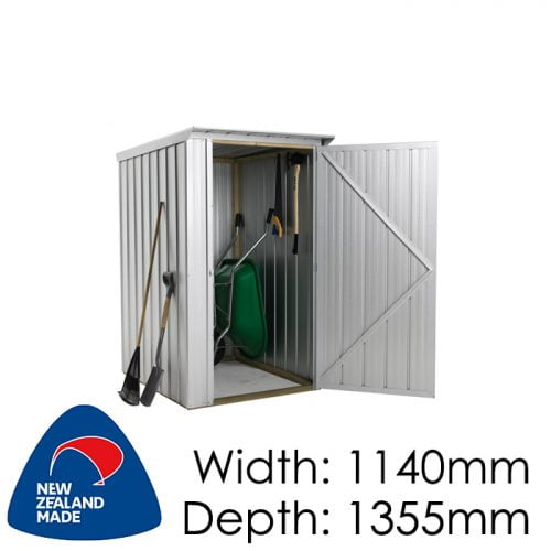 Duratuf Fortress Tuf 50 1140x1355 Garden Shed available at Gubba Garden Shed