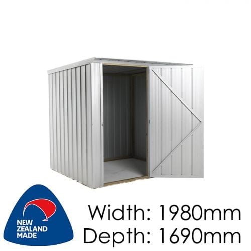 Duratuf Fortress Tuf 500 1980x1690 Garden Shed available at Gubba Garden Shed