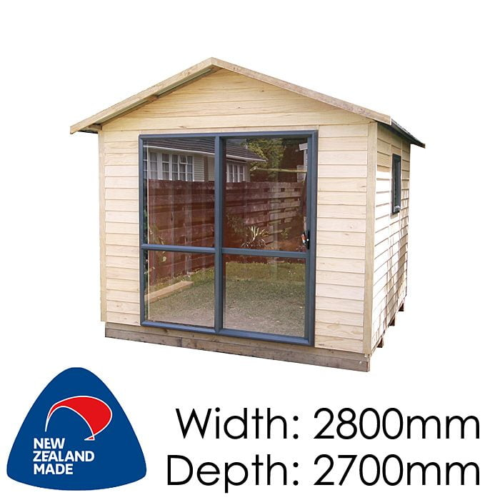 Garden Sheds NZ pinehaven-featherston-timber-shed1-700x700
