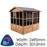 Garden Sheds NZ pinehaven-oakley-timber-shed-1-150x150