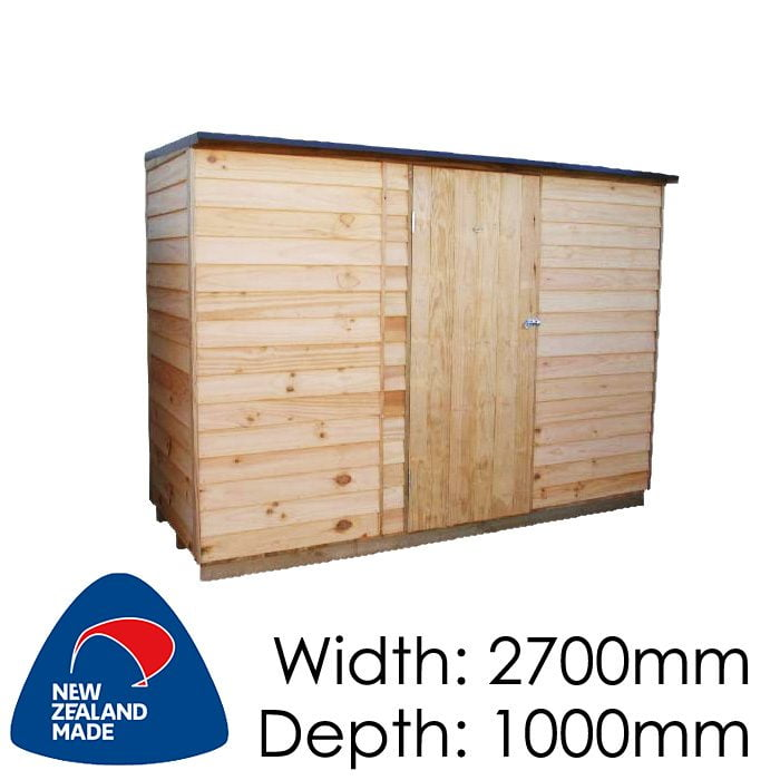 Garden Sheds NZ pinehaven-rimutaka-timber-shed1-700x700
