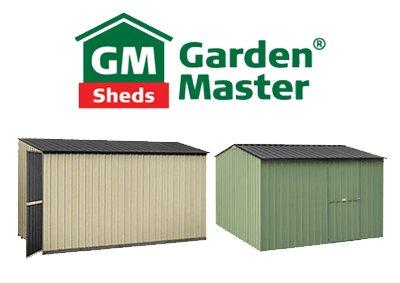 Garden Sheds NZ Garden-Master-Shed-Brand