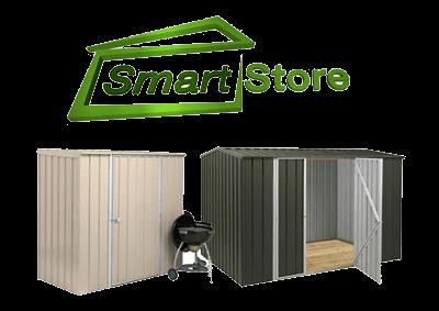Garden Sheds NZ SmartStore-Shed-Brand