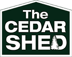Garden Sheds NZ The-Cedar-Shed-Brand
