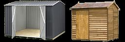 Garden Sheds NZ garden-shed-full-range