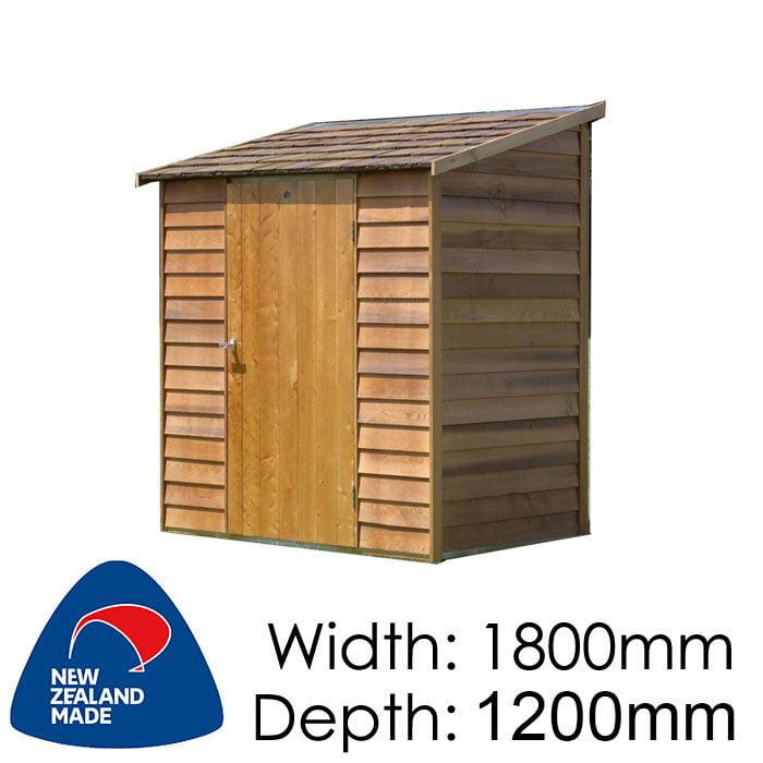Garden Sheds NZ Cedar-Hampshire2-700x700