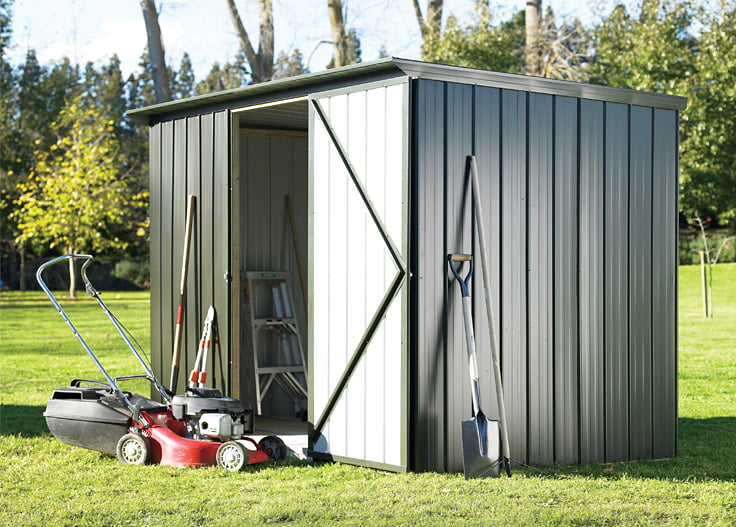 Duratuf Fortress Tuf 800 2810x1690 Garden Shed available at Gubba Garden Shed
