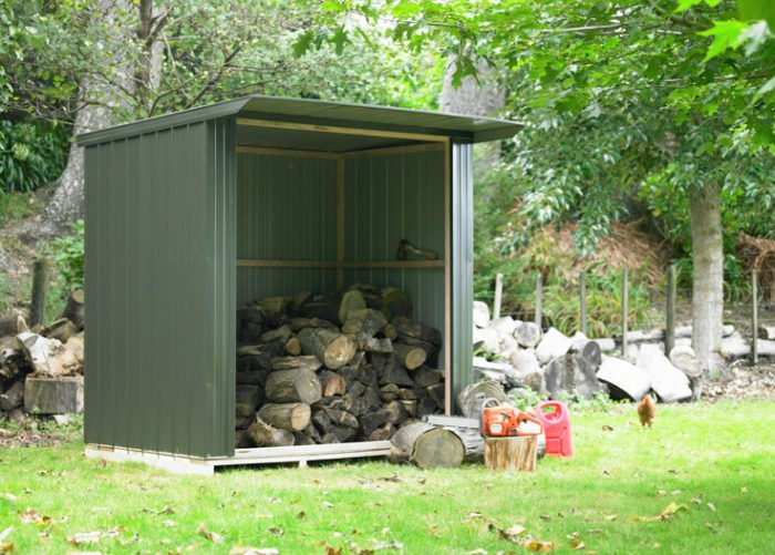 Duratuf Fortress WS 400 Woodshed
