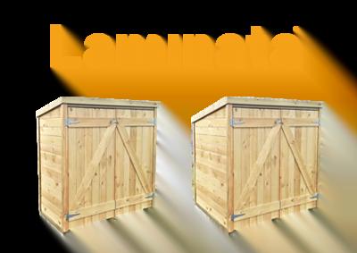 Garden Sheds NZ Laminata-Shed-Brand-1