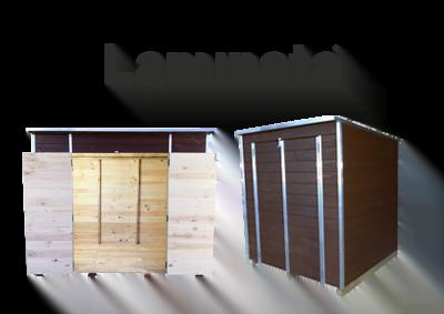 Garden Sheds NZ Laminata-Shed-Brand2